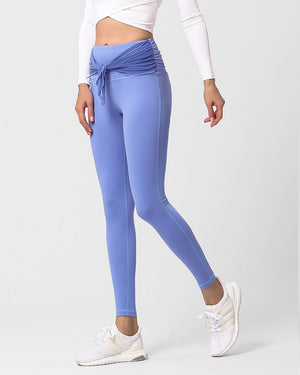 Gym Features Custom-Made Fashion Fitness Pants With Elasticated Waist - GLENDA