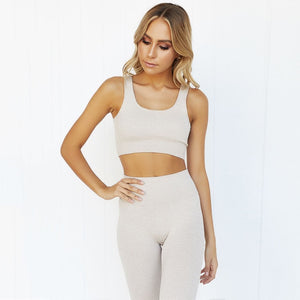 WOMEN GYM SET WORKOUT SUIT - GLENDA