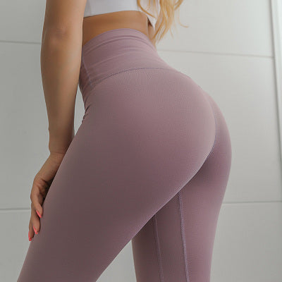 Women Energy Seamless Leggings High Waist Legency Fitness Sports Leggings Tummy Control Yoga Pants Gym Leggings Sportswear - GLENDA