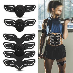 Gym Muscle trainer set of eight - GLENDA