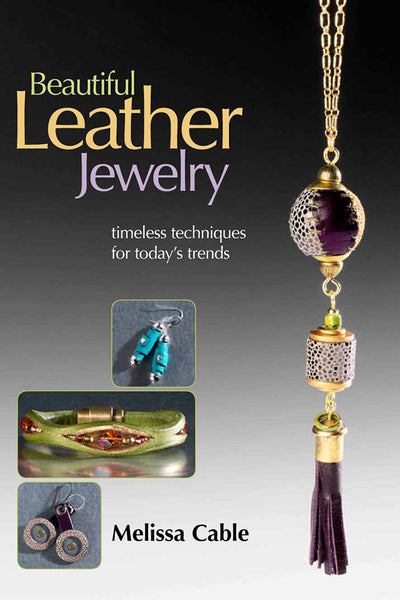 Book - Beautiful Leather Jewelry