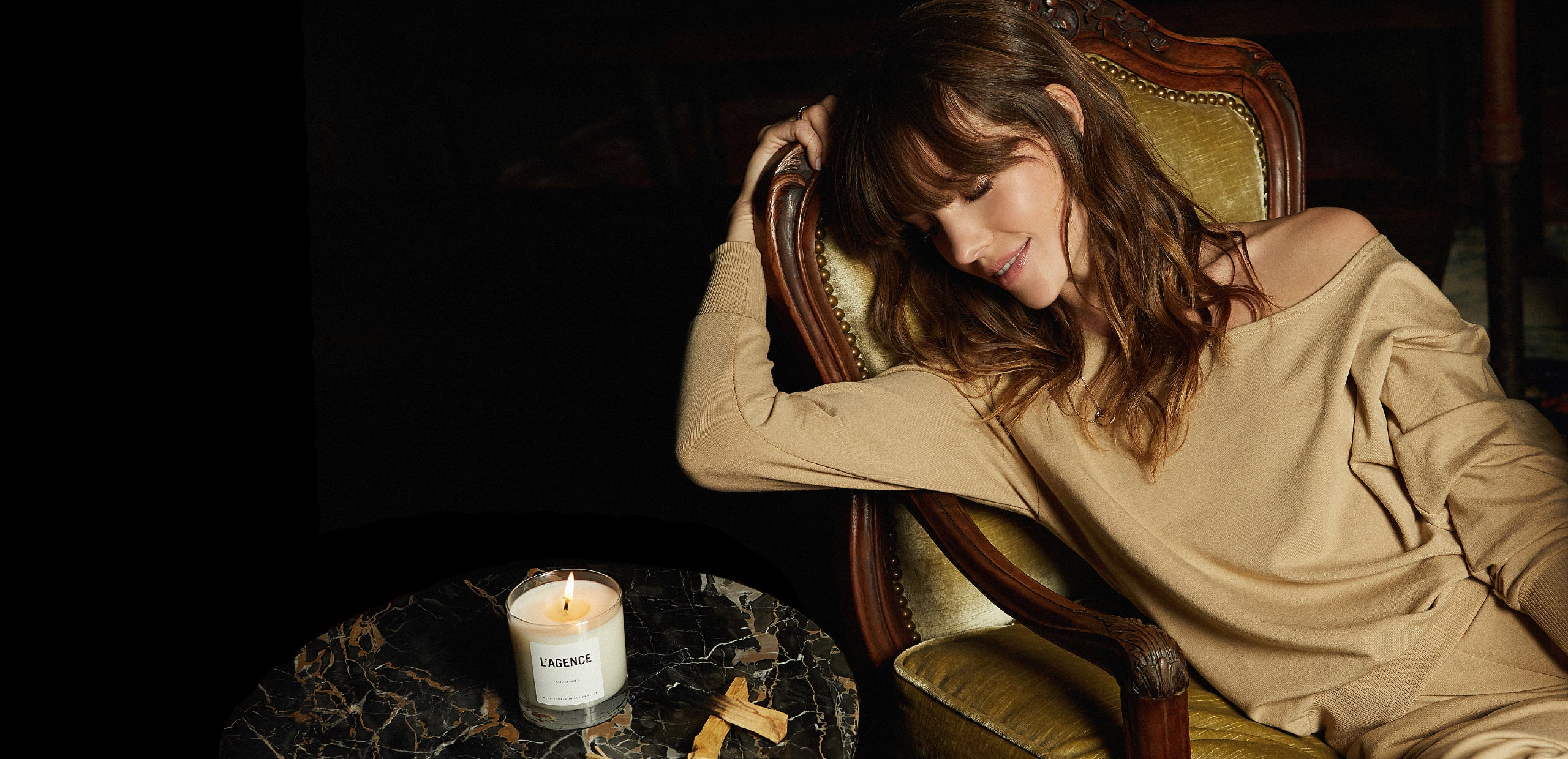 Hero Image - Luxe Loungewear by L'AGENCE
