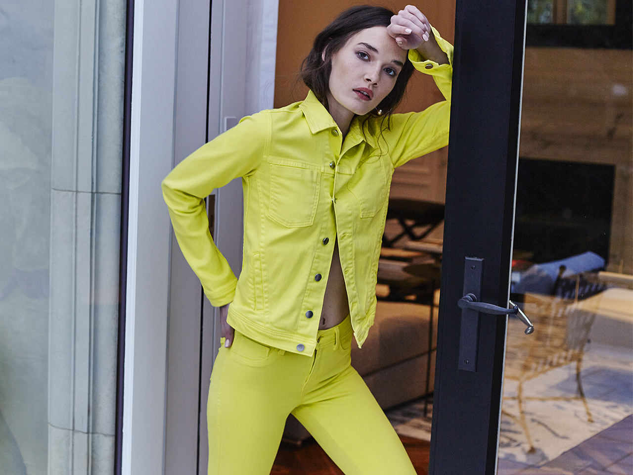 Celine in citron