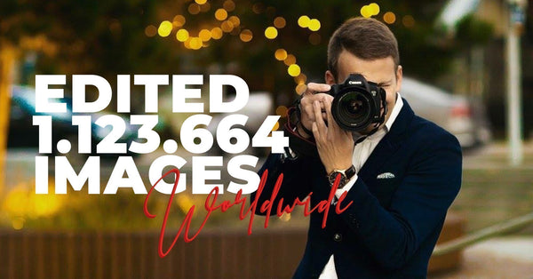 THIS 25-YEAR-OLD PHOTOGRAPHER HELPED TO EDIT 1.123.664 IMAGES WORLDWIDE