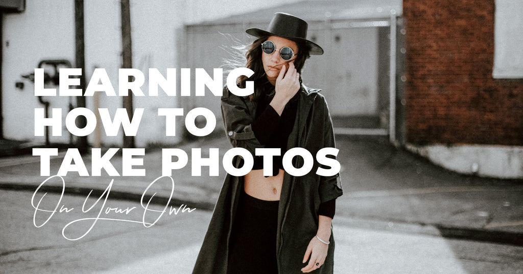 Learning Photography on Your Own