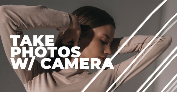 How to Shoot with a Camera for Instagram
