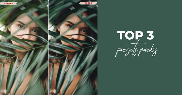 The Hit List: 123presets' Top 3 Most Popular Packs