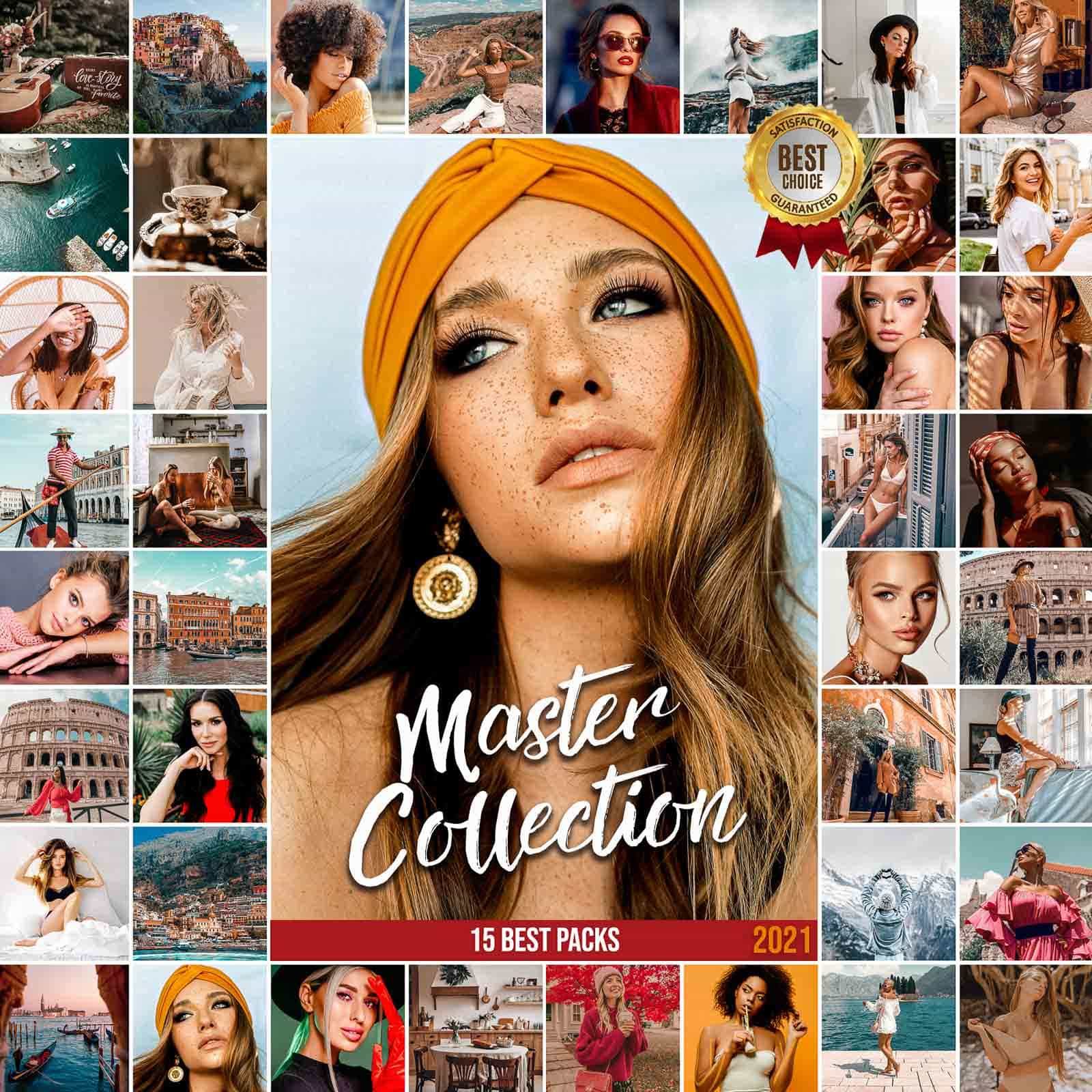 MASTER COLLECTION MOBILE (12 PACKS)