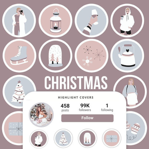 ROSA WEIHNACHTEN IG HIGHLIGHT COVER