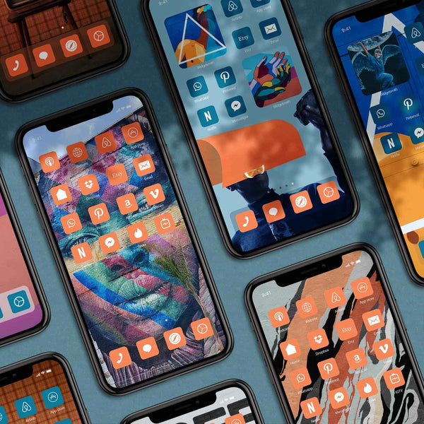 ART iOS 14 ICONS