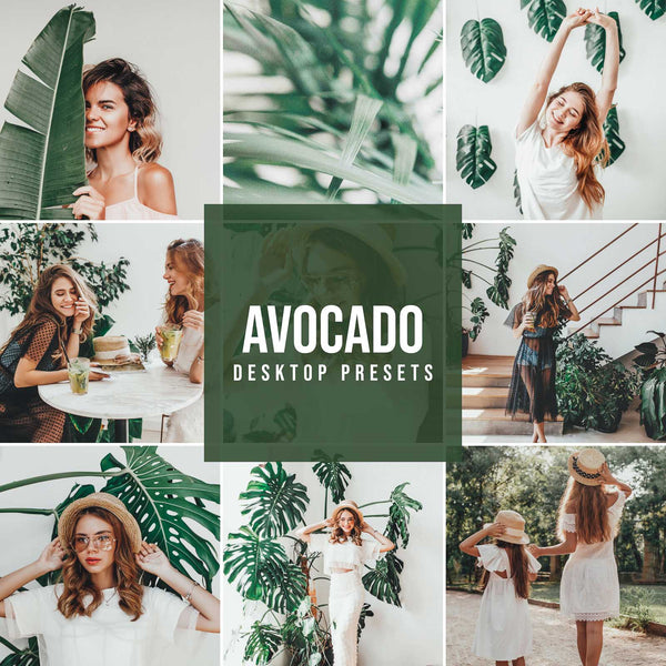 """AVOCADO"" PRESETAI"