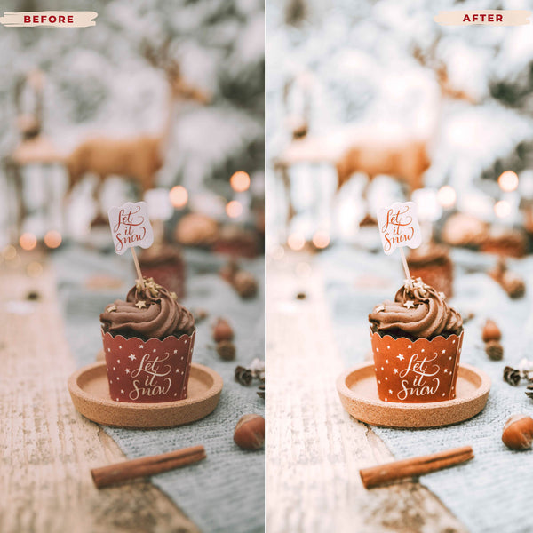 BRIGHT & AIRY MOBILE LIGHTROOM PRESETS
