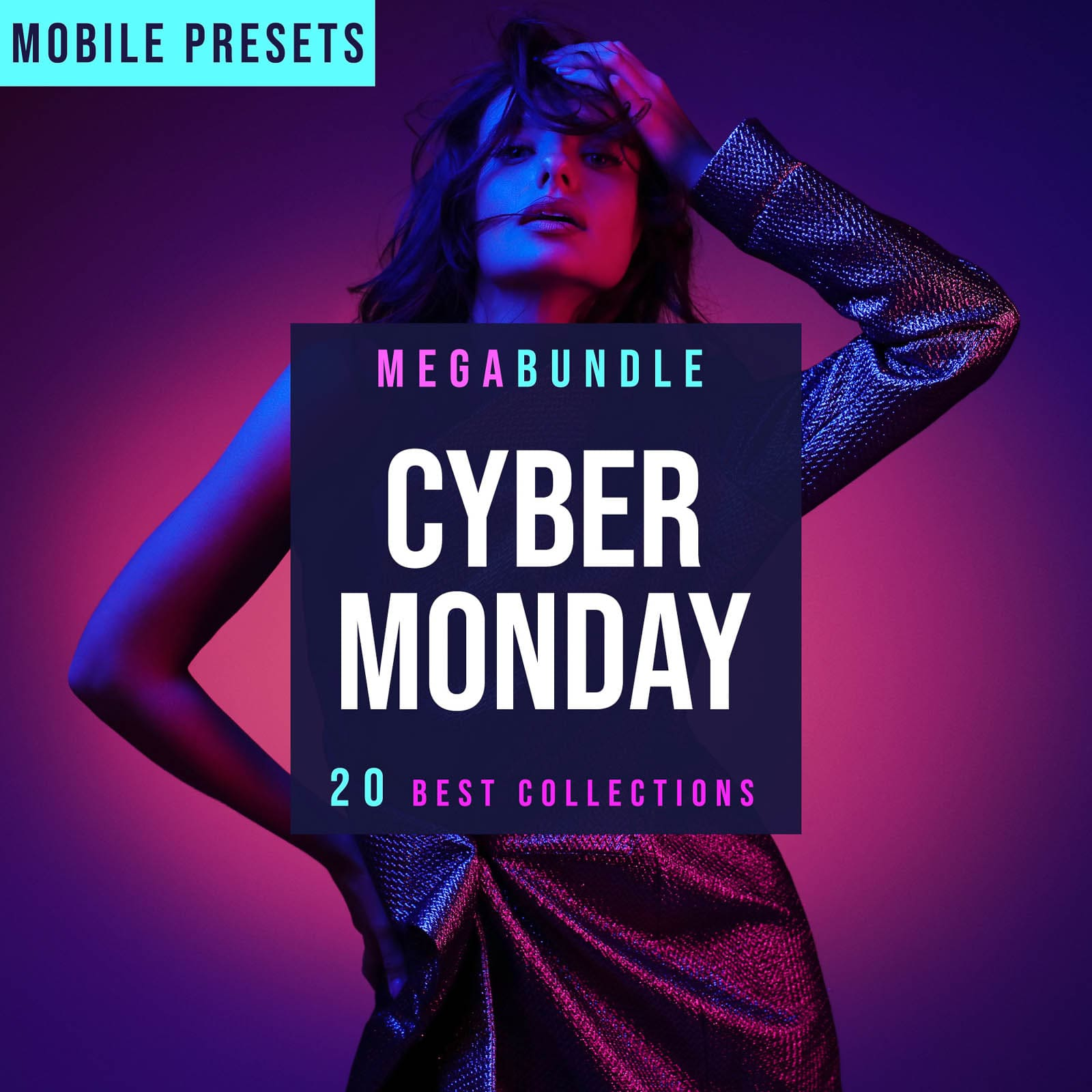 CYBER MONDAY BUNDLE 20 PACKS (MOBILE)