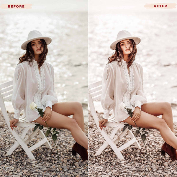 FASHION DESKTOP LIGHTROOM PRESETS