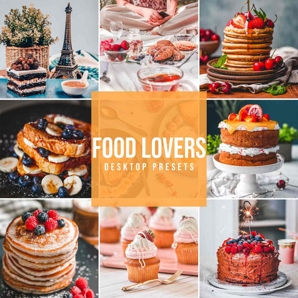 """FOOD LOVERS"" PRESETAI"