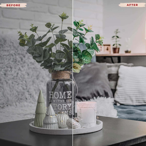 GREEN LIVING MOBILE LIGHTROOM PRESETS