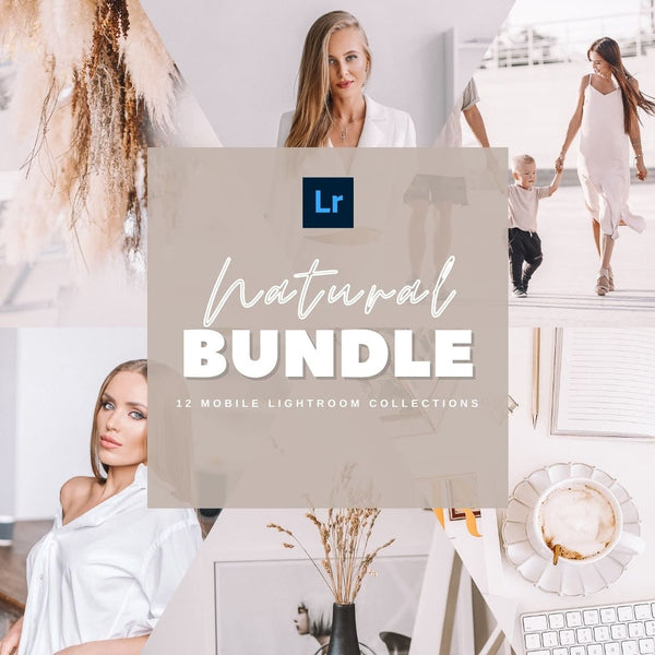 NATURAL MOBILE BUNDLE (12 PACKS)