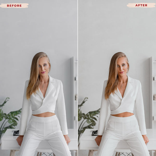 NATURAL DESKTOP LIGHTROOM PRESETS