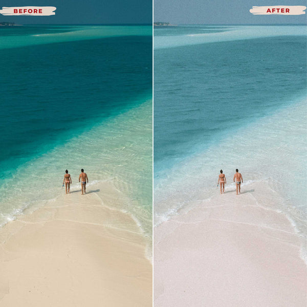 SUMMER VIBES DESKTOP LIGHTROOM PRESETS