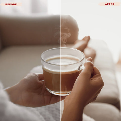 KAFFEE LIEBHABER MOBILE LIGHTROOM PRESETS