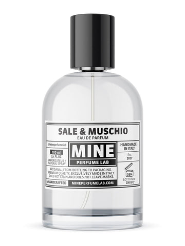 sale e muschio mine perfume lab