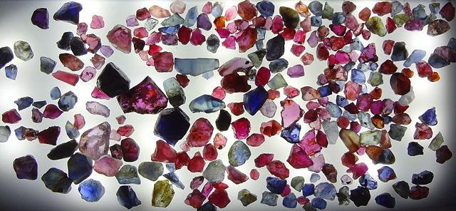 Natural Rough Sapphires