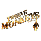 Twelve Monkeys Vapor Co. Logo