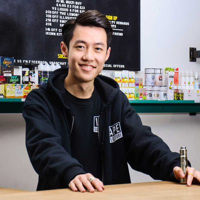 Vape Superstore Shop Staff