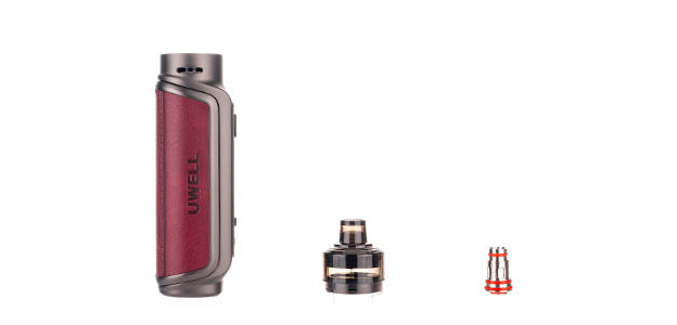 Aeglos P1 by Uwell Box Contents