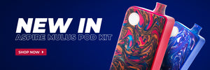 New In: Mulus Pod Kit by Aspire