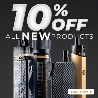 10% Off All New In