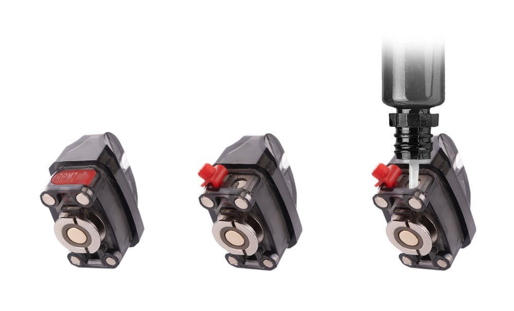 How to fill the SMOK Nord 4 Pod Cartridges