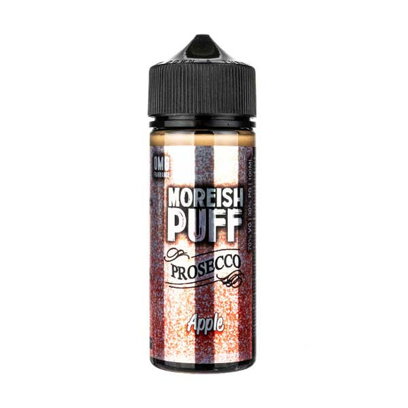 Apple Prosecco Shortfill E-Liquid by Moreish Puff