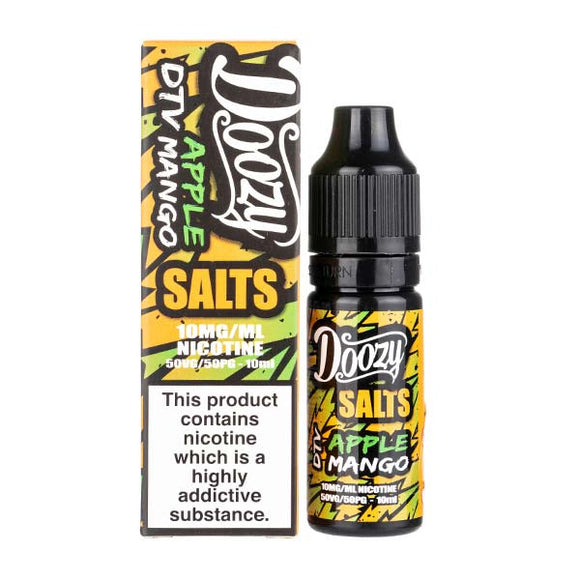 Apple Mango Nic Salt E-Liquid by Doozy