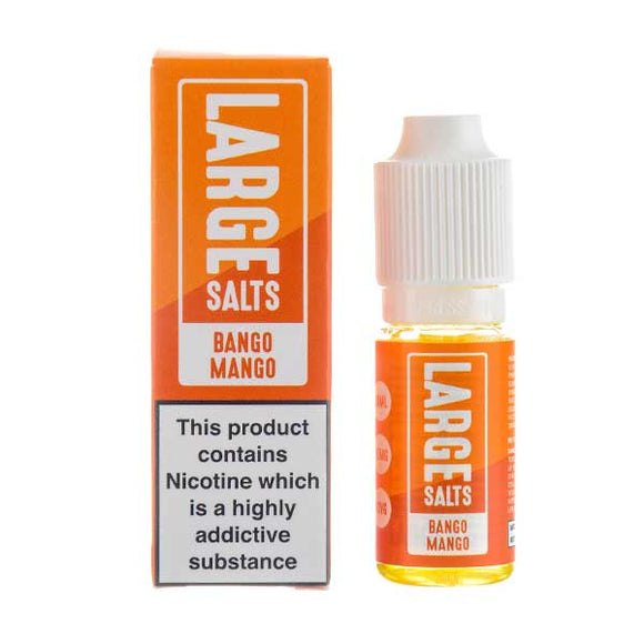 Bango Mango Nic Salt E-Liquid by Large Juices