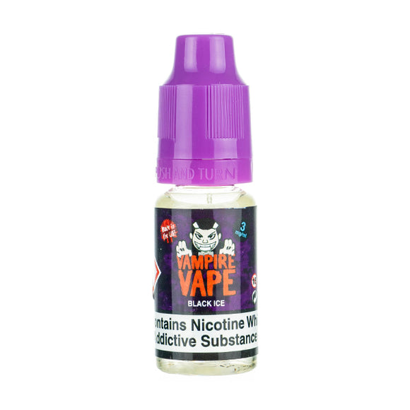 Black Ice E-Liquid by Vampire Vape