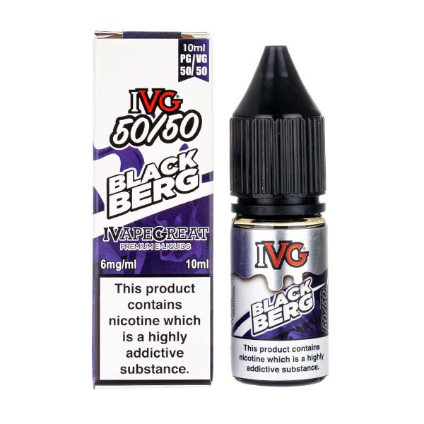Blackberg E-Liquid by IVG