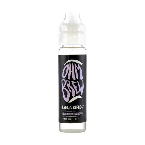 Blueberry Bubblegum Shortfill E-Liquid by Ohm Brew