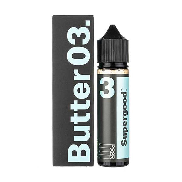 Butter 03 Shortfill E-Liquid by Supergood