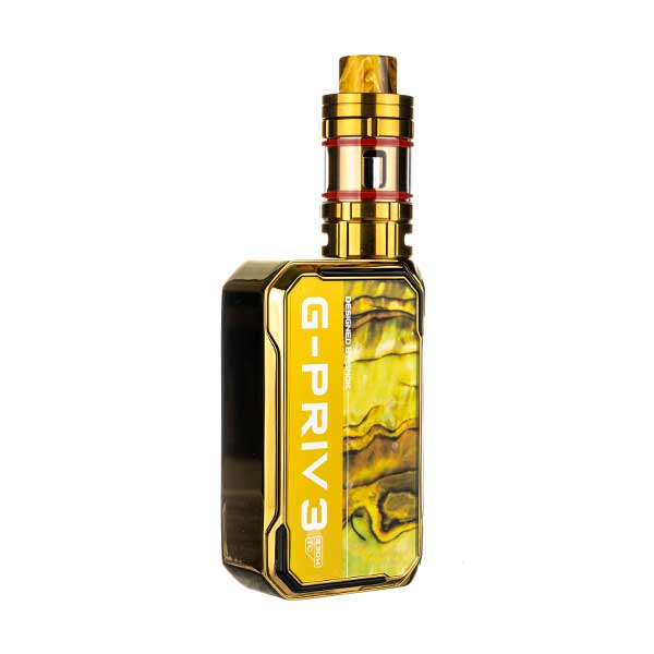 G-Priv 3 Vape Kit by SMOK - Gold (Back)