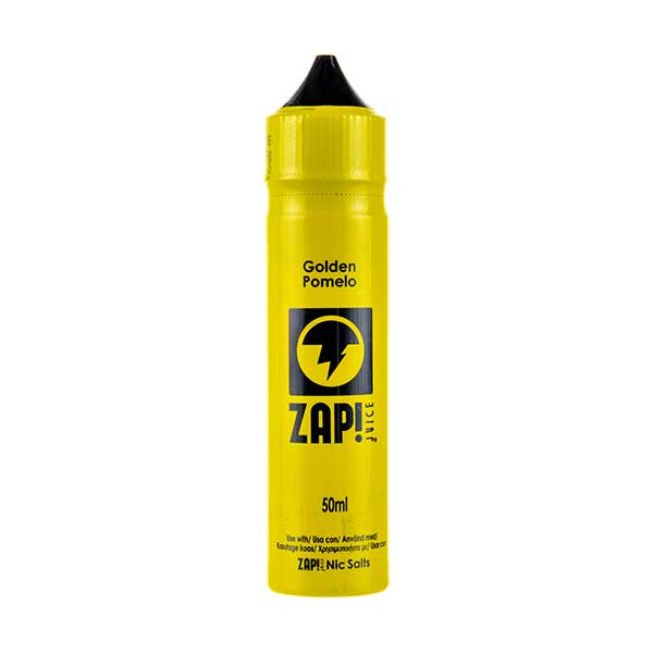 Golden Pomelo Shortfill E-Liquid by Zap! Juice