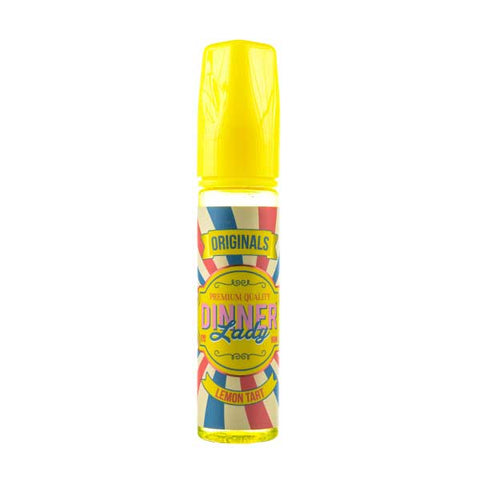 Lemon Tart Shortfill E-Liquid by Dinner Lady