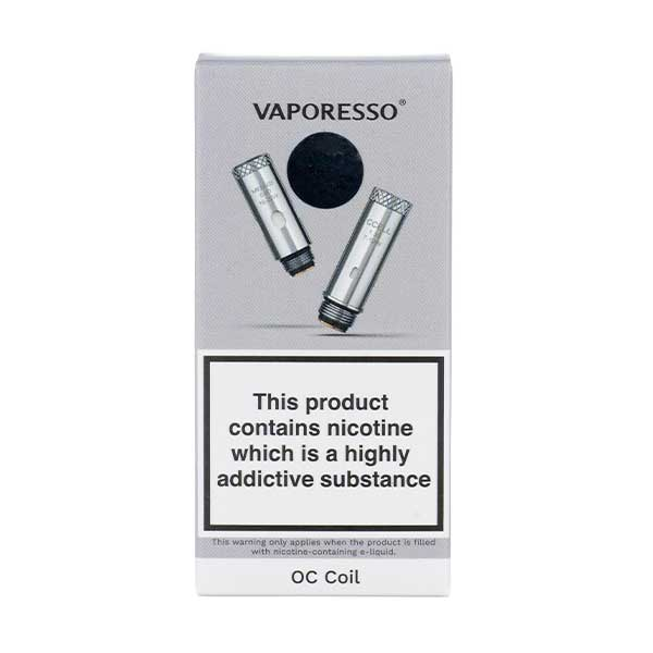 Orca Solo Plus Replacement Coils by Vaporesso
