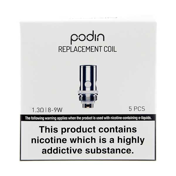 Podin Replacement Coils by Innokin