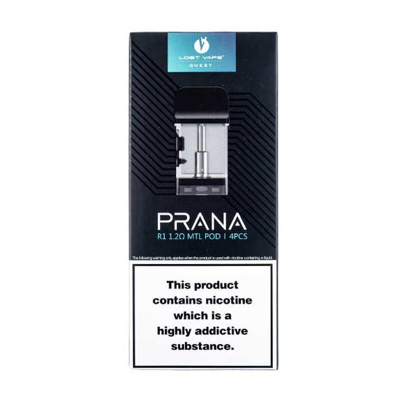 Prana Replacement Pods by Lost Vape