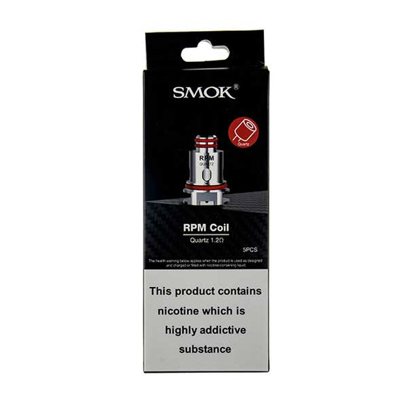 RPM Replacement Coils by SMOK