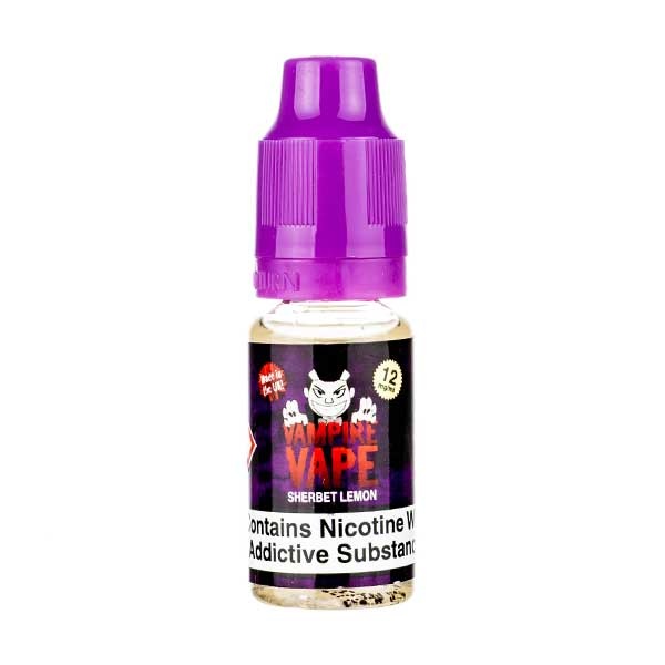 Sherbet Lemon E-Liquid by Vampire Vape