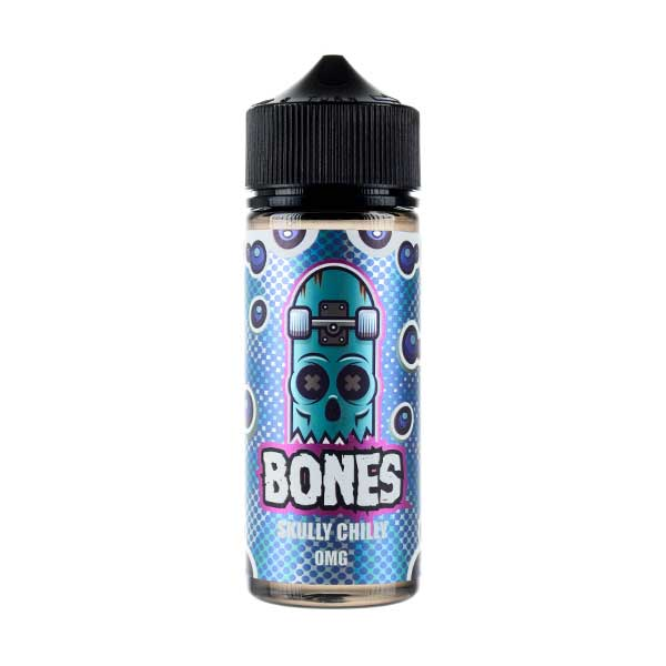 Skully Chilly Shortfill E-Liquid by Bones