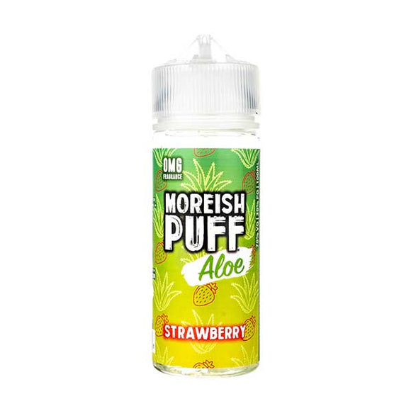 Strawberry Aloe Shortfill E-Liquid by Moreish Puff