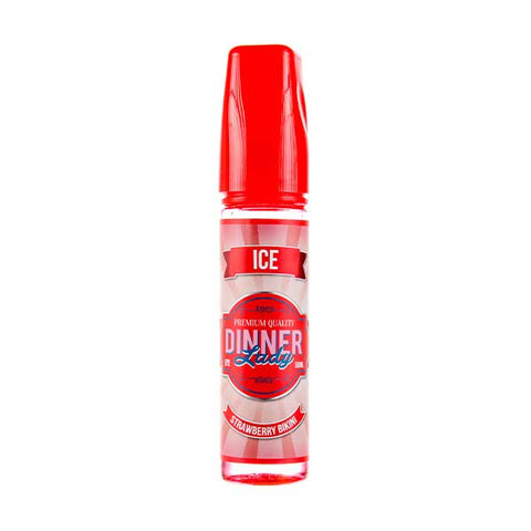 Strawberry Bikini Shortfill E-Liquid by Dinner Lady